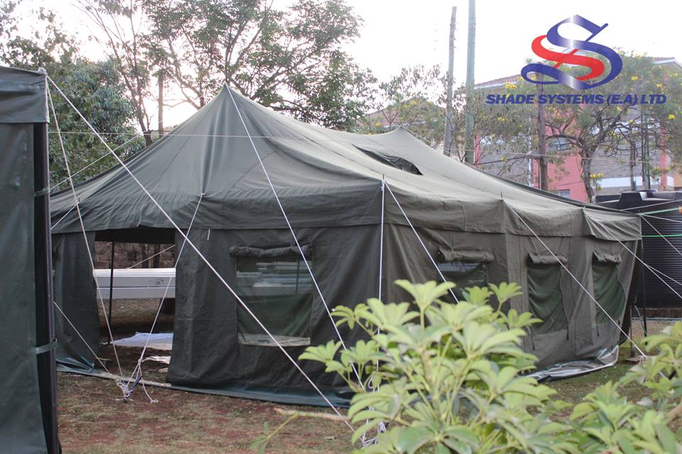 Military Tents And Covers For Sale In Kenya Shade Systems