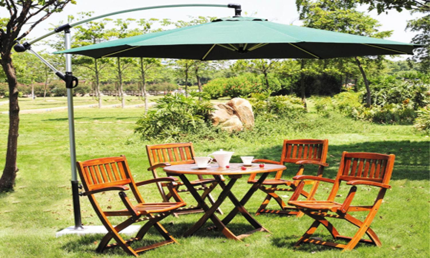 Parasols garden umbrellas for sale in kenya shade systems for Outdoor patio landscaping