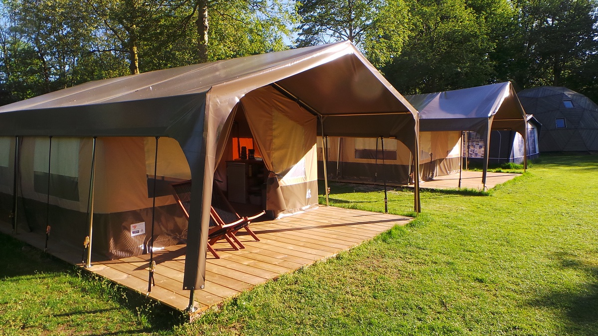 Luxury Tents & Luxury Tents for Sale in Kenya | Shade Systems