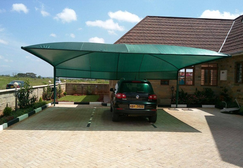 car parking shade2