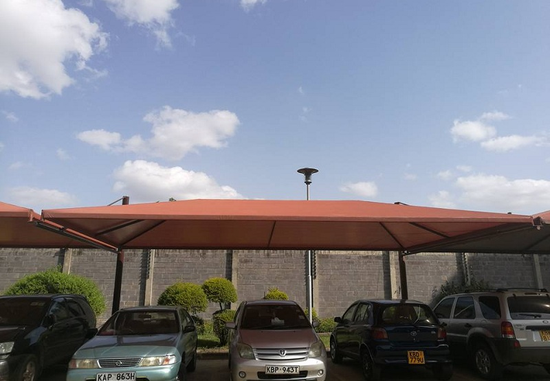 car parking shade8
