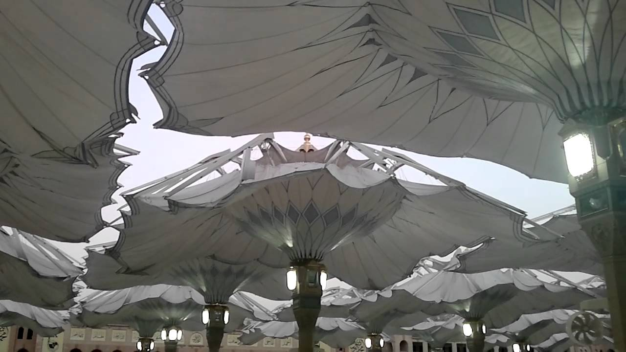 mosque tent